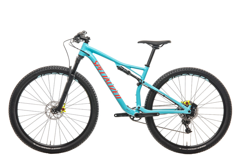 Specialized Epic Comp Mountain Bike - 2018, Medium non-drive side