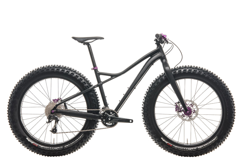 Specialized Hellga Fat Bike - 2018, Medium drive side