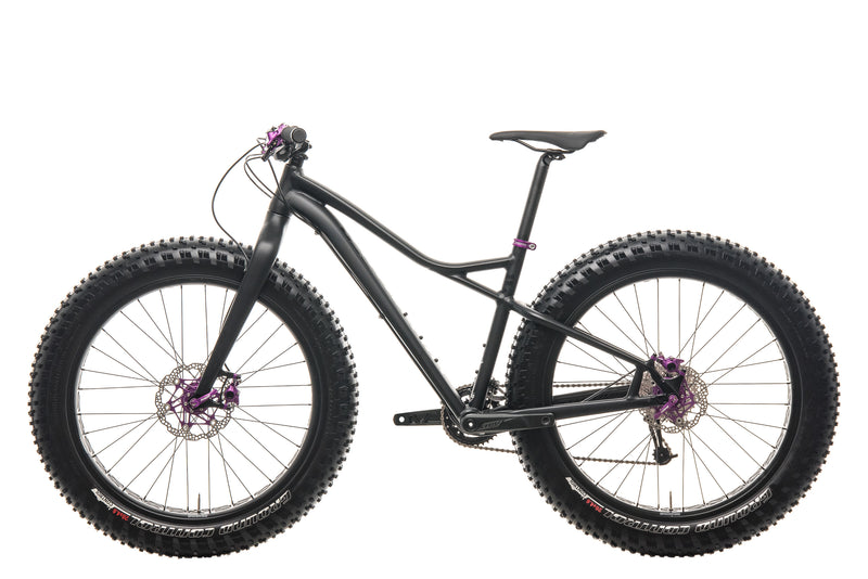Specialized Hellga Fat Bike - 2018, Medium non-drive side