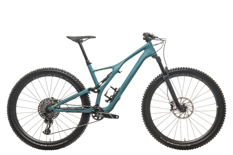 Specialized Stumpjumper ST Expert 29 Mountain Bike - 2019, Large drive side