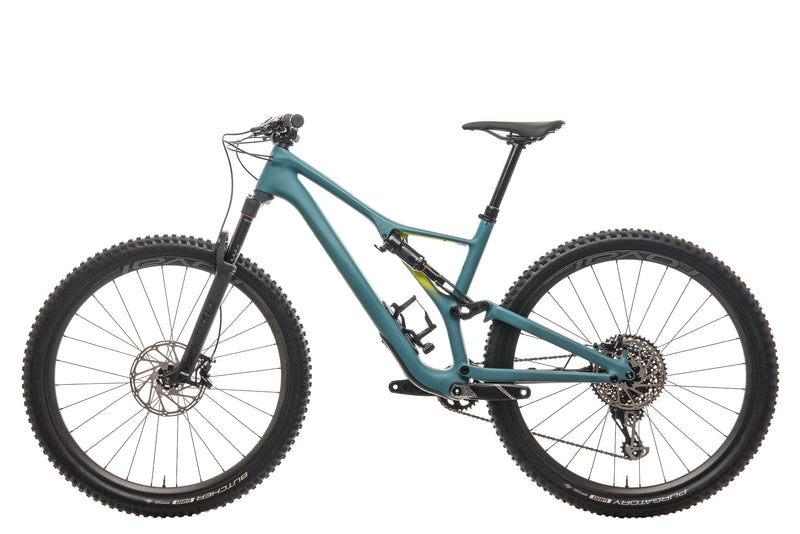 Specialized Stumpjumper ST Expert 29 Mountain Bike - 2019, Large non-drive side