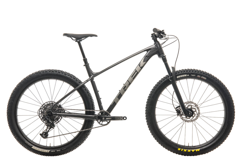 Trek Roscoe 7 Mountain Bike - 2021, Large drive side
