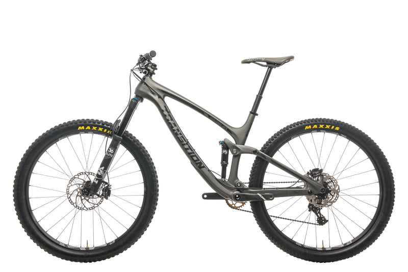 Transition Smuggler Carbon Mountain Bike - 2019, Large non-drive side