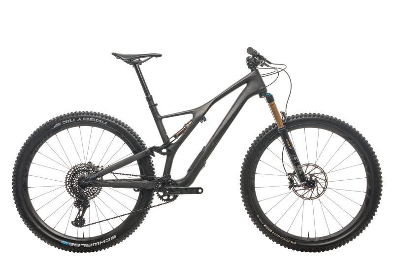 Specialized S-Works Stumpjumper ST 29 Mountain Bike - 2019, Large drive side
