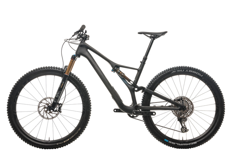 Specialized S-Works Stumpjumper ST 29 Mountain Bike - 2019, Large non-drive side