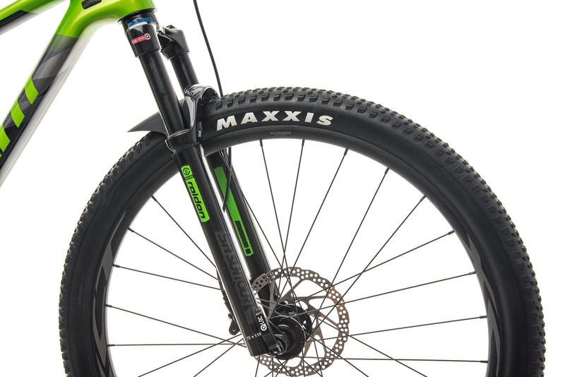 Giant XTC Advanced 29 3 Mountain Bike - 2019, Small front wheel