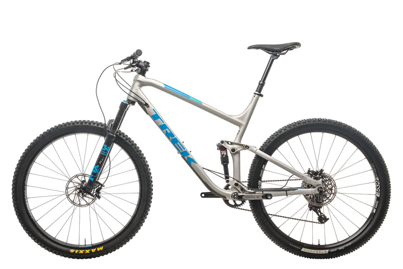 "Trek Fuel EX 9 Mountain Bike - 2017, 23"" non-drive side"