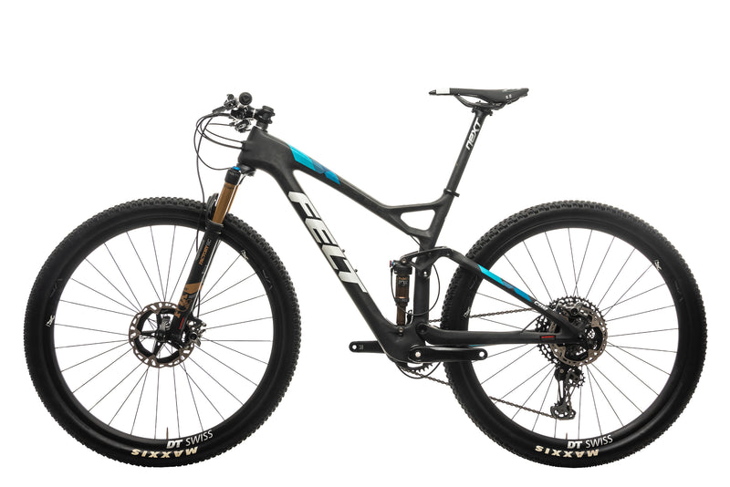 "Felt Edict FRD Ultimate Mountain Bike - 2020, 18"" non-drive side"