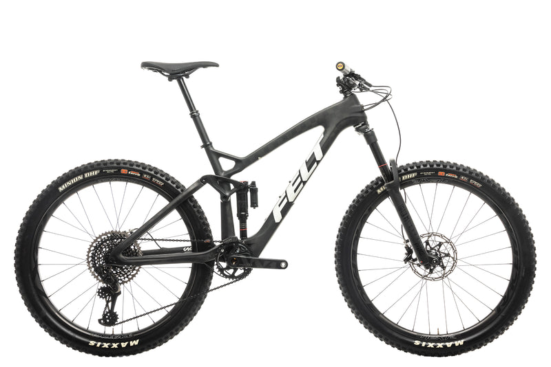 "Felt Decree FRD Mountain Bike - 2019, 18"" drive side"