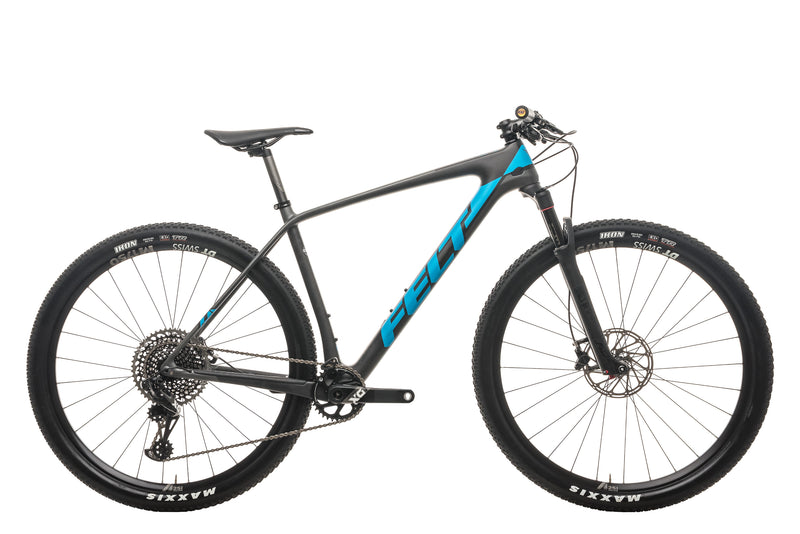 "Felt Doctrine 1 Mountain Bike - 2019, 20"" drive side"