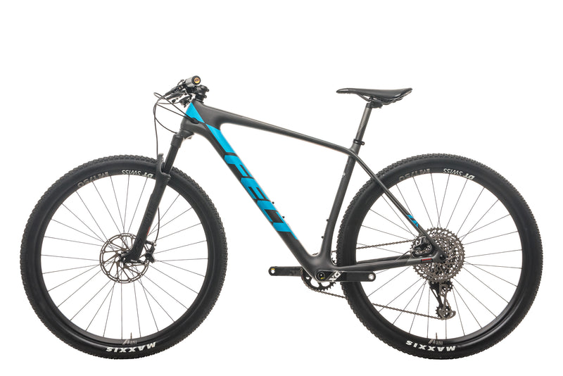 "Felt Doctrine 1 Mountain Bike - 2019, 20"" non-drive side"
