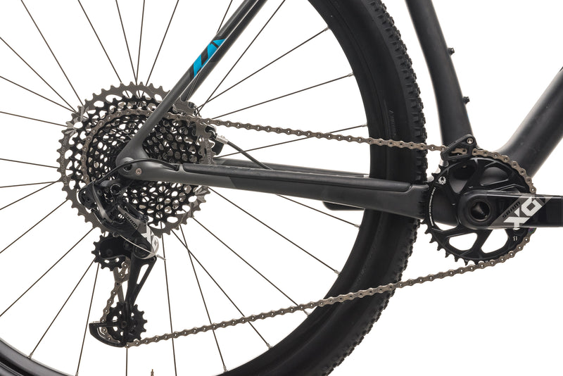 "Felt Doctrine 1 Mountain Bike - 2019, 20"" drivetrain"