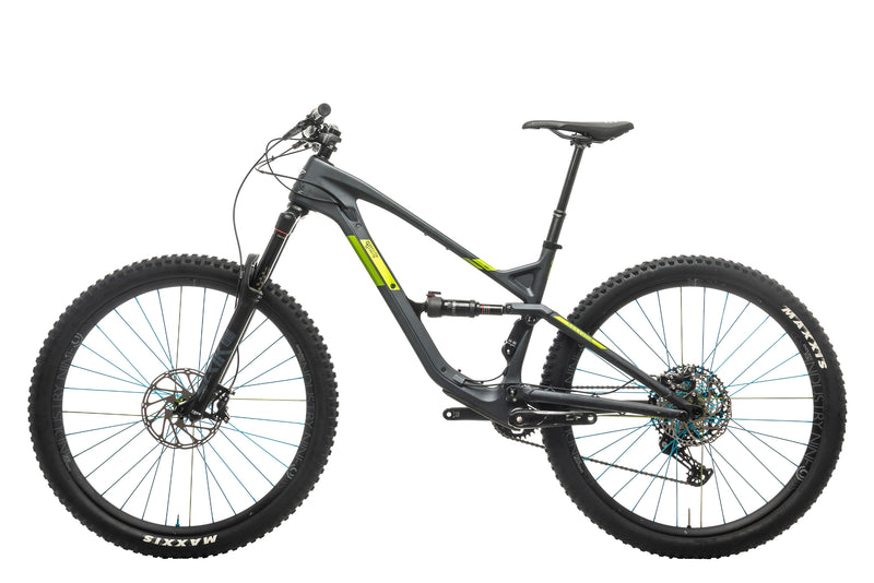 Guerrilla Gravity Trail Pistol Mountain Bike - 2020, Size 3 (Long) non-drive side