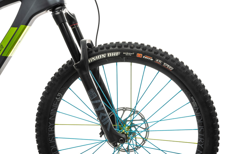 Guerrilla Gravity Trail Pistol Mountain Bike - 2020, Size 3 (Long) cockpit