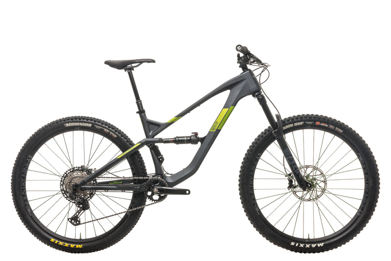 Guerrilla Gravity Trail Pistol Mountain Bike - 2020, Size 3 (Long) drive side