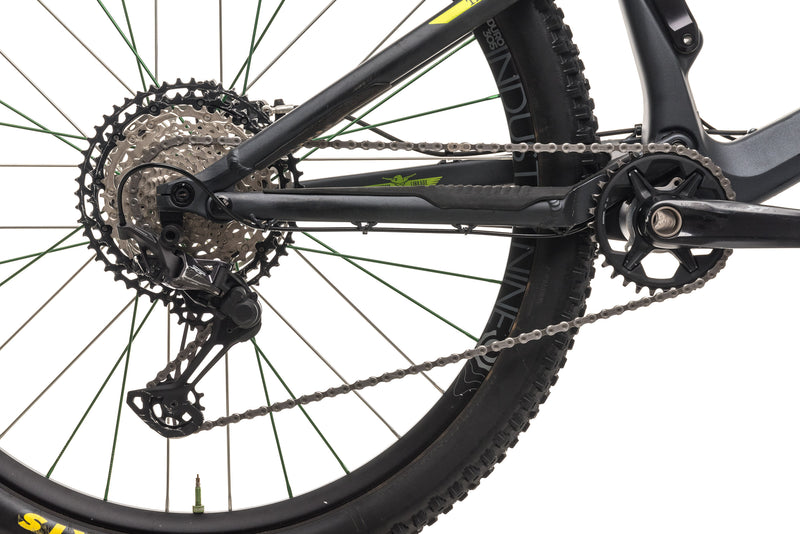 Guerrilla Gravity Trail Pistol Mountain Bike - 2020, Size 3 (Long) drivetrain