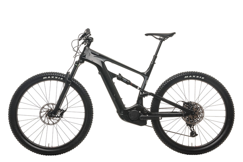 Cannondale Habit Neo 4 Mountain E-Bike - 2020, X-Large non-drive side