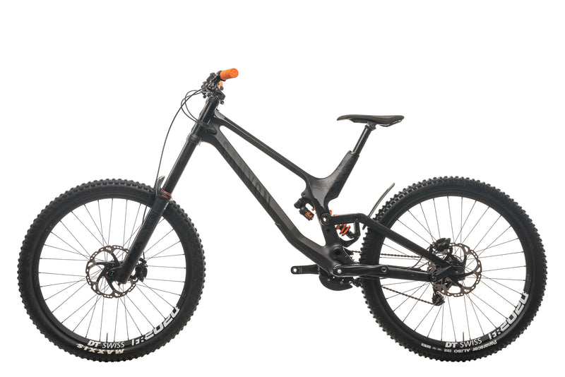 Canyon Sender CF 8.0 Downhill Mountain Bike - 2019, Large non-drive side