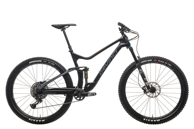 Devinci Django Carbon 29 GX Mountain Bike - 2020, X-Large drive side