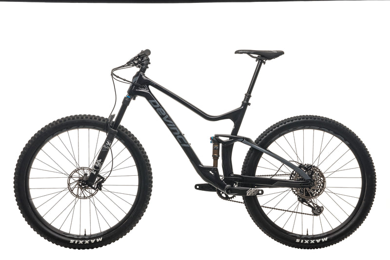 Devinci Django Carbon 29 GX Mountain Bike - 2020, X-Large non-drive side