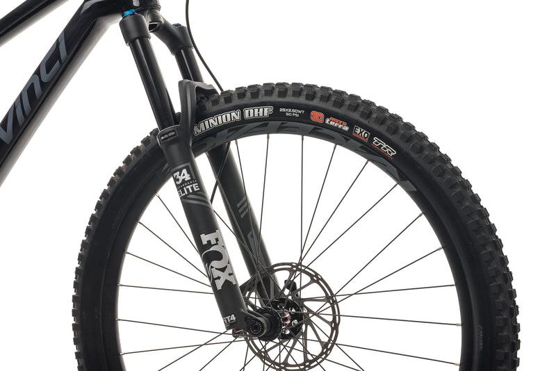 Devinci Django Carbon 29 GX Mountain Bike - 2020, X-Large cockpit