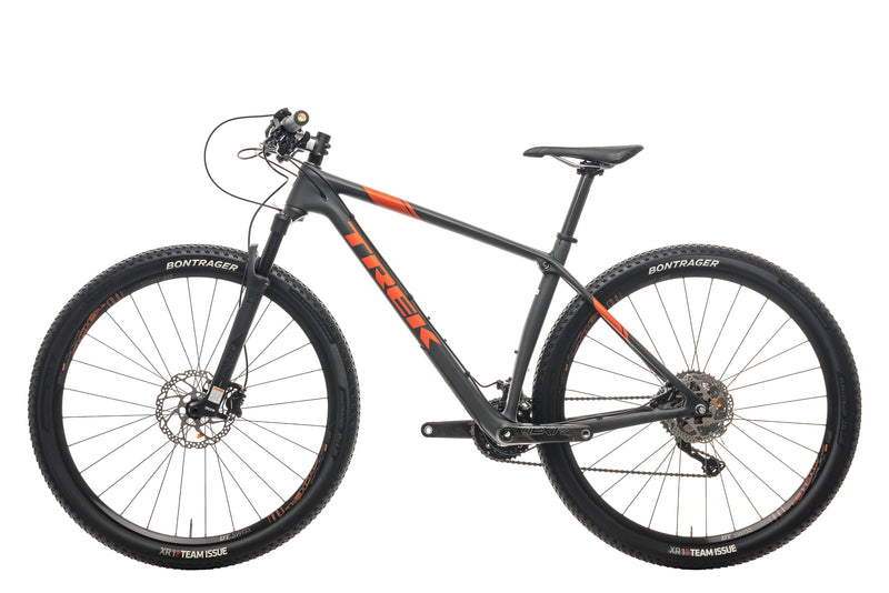 "Trek ProCaliber 9.7 Mountain Bike - 2018, 19.5"" non-drive side"