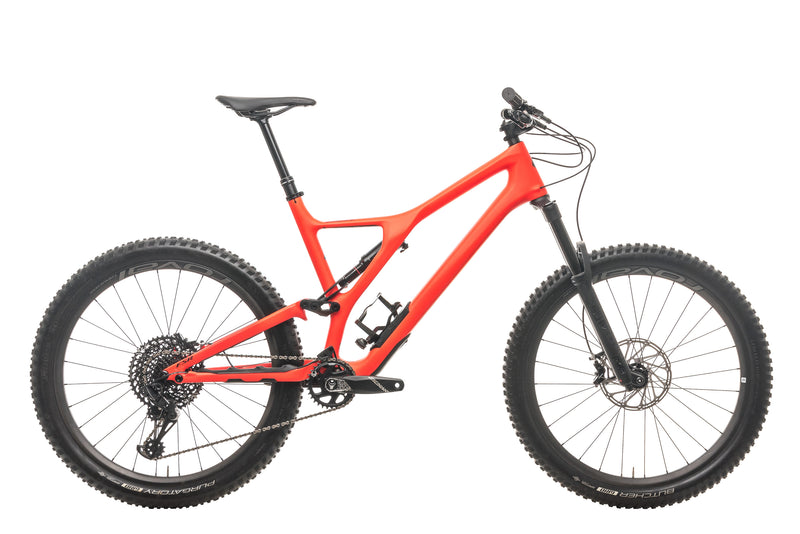 Specialized Stumpjumper ST Expert 27.5 Mountain Bike - 2019, X-Large drive side