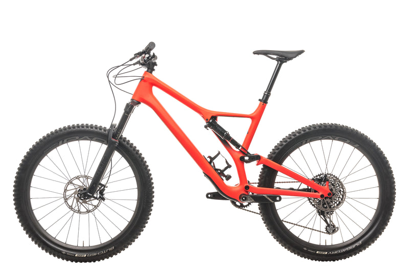 Specialized Stumpjumper ST Expert 27.5 Mountain Bike - 2019, X-Large non-drive side