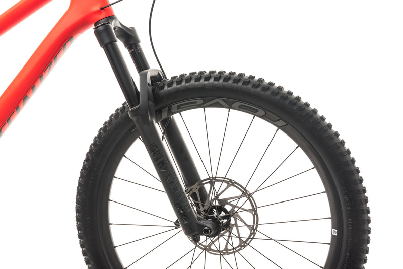Specialized Stumpjumper ST Expert 27.5 Mountain Bike - 2019, X-Large cockpit