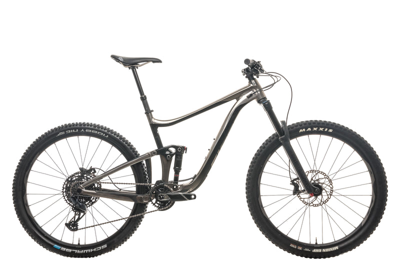 Giant Reign 29 2 Mountain Bike - 2020, Large drive side