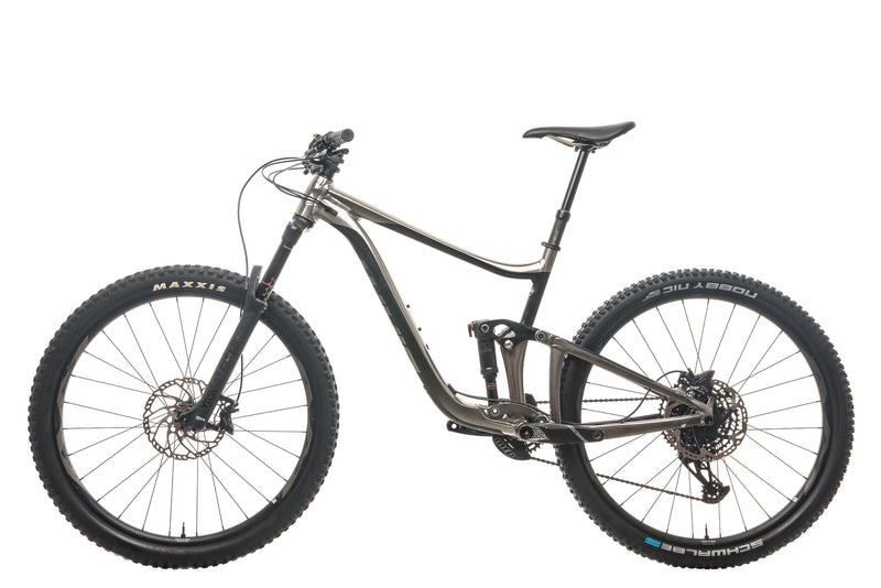 Giant Reign 29 2 Mountain Bike - 2020, Large non-drive side
