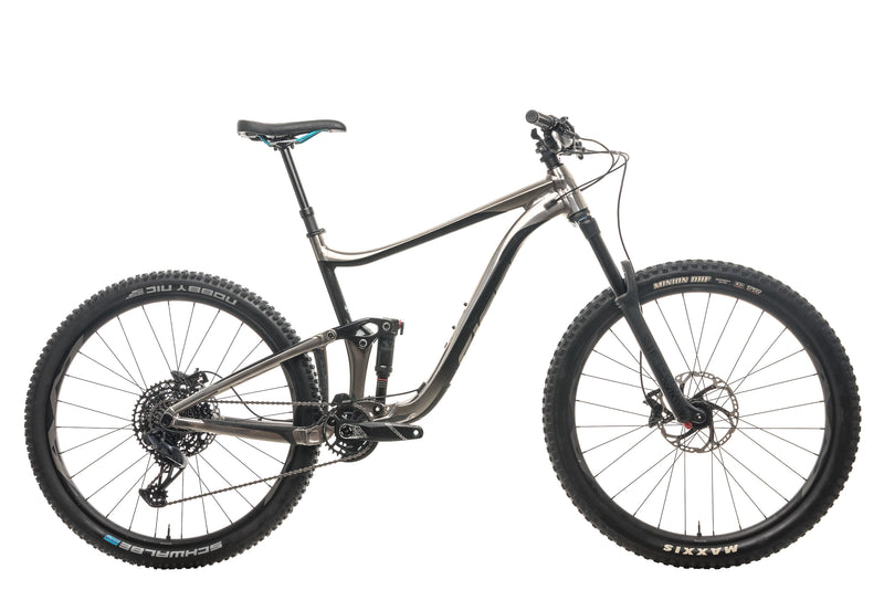 Giant Reign 29 2 Mountain Bike - 2020, X-Large drive side