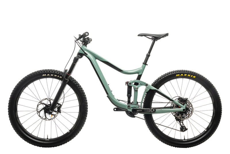Giant Reign 2 Mountain Bike - 2020, Medium non-drive side
