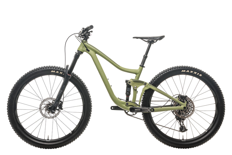 Giant Trance 3 Mountain Bike - 2020, Small non-drive side