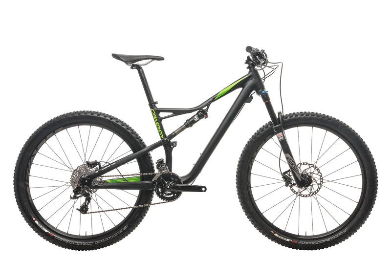 Specialized Camber Comp 650B Mountain Bike - 2016, Medium drive side