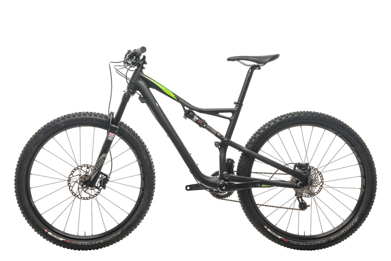 Specialized Camber Comp 650B Mountain Bike - 2016, Medium non-drive side