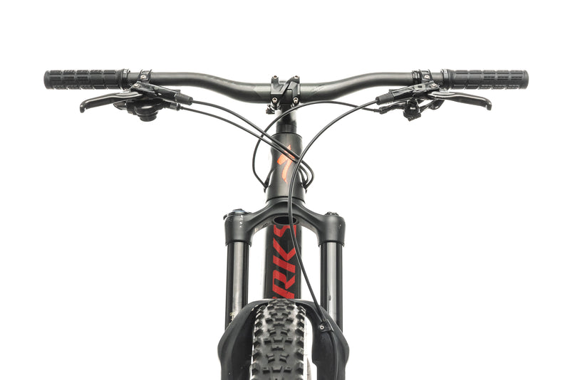 Specialized S-Works Stumpjumper FSR Carbon 650B Mountain Bike - 2016, Medium crank