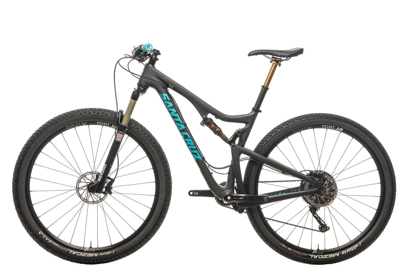 Santa Cruz Tallboy C Mountain Bike - 2015, Medium non-drive side
