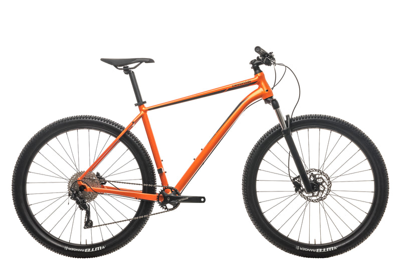 Cannondale TRAIL 4 Mountain Bike - 2020, X-Large drive side