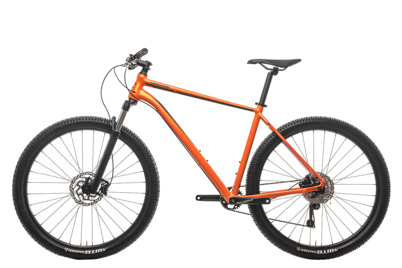Cannondale TRAIL 4 Mountain Bike - 2020, X-Large non-drive side