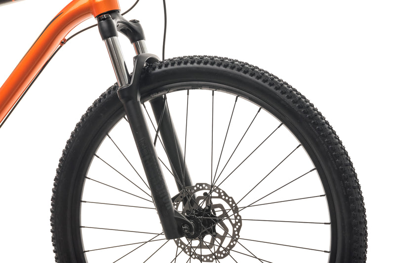 Cannondale TRAIL 4 Mountain Bike - 2020, X-Large front wheel