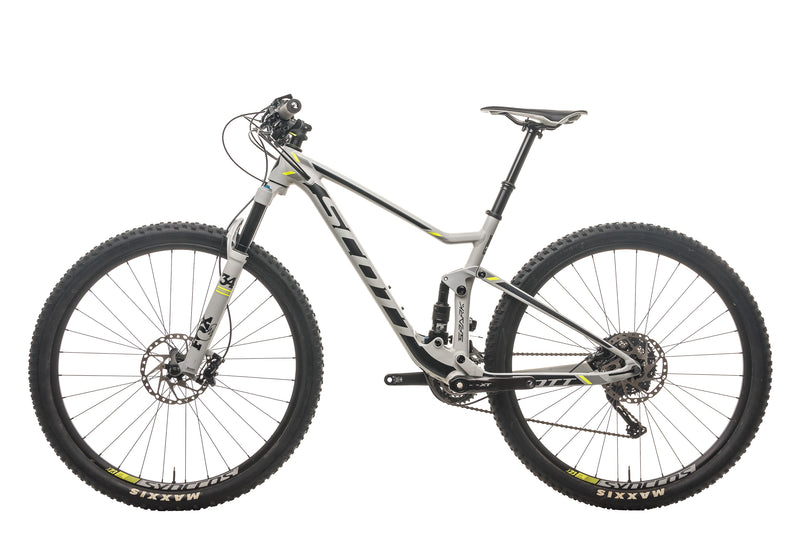 Scott Spark 940 Mountain Bike - 2017, Medium non-drive side