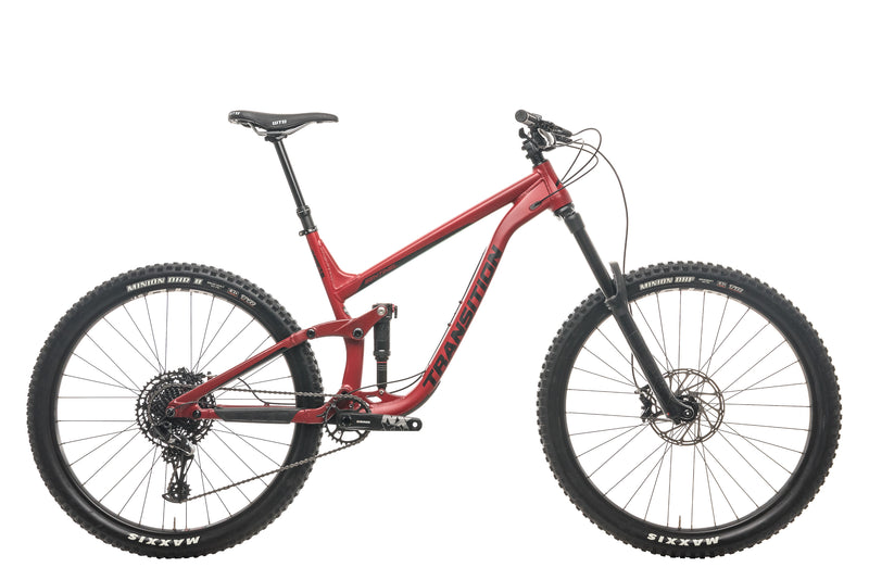 Transition Sentinel Alloy Mountain Bike - 2019, X-Large drive side