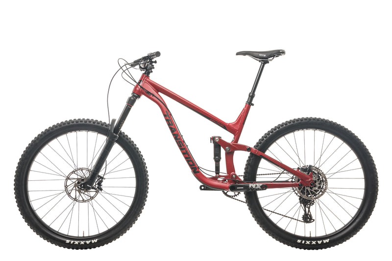 Transition Sentinel Alloy Mountain Bike - 2019, X-Large non-drive side