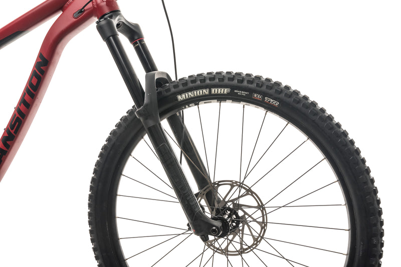 Transition Sentinel Alloy Mountain Bike - 2019, X-Large cockpit