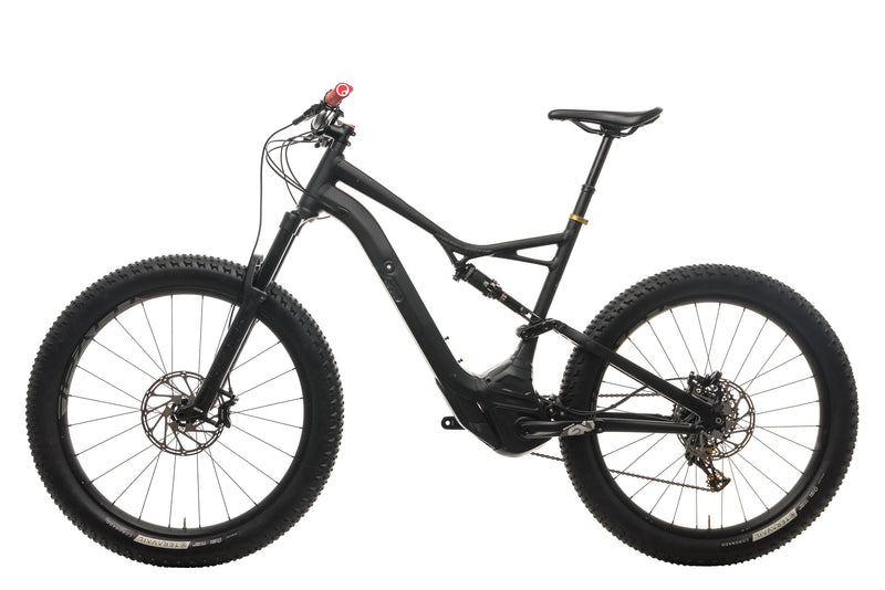 Specialized Turbo Levo FSR Comp 6Fattie Mountain E-Bike - 2018, X-Large non-drive side