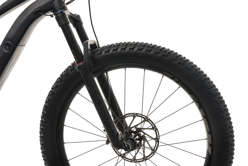 Specialized Turbo Levo FSR Comp 6Fattie Mountain E-Bike - 2018, X-Large cockpit
