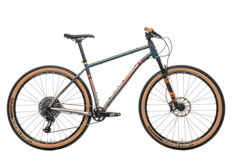 Niner SIR 9 Mountain Bike - 2019, Large drive side