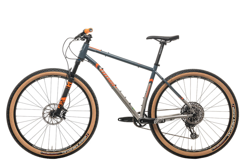 Niner SIR 9 Mountain Bike - 2019, Large non-drive side