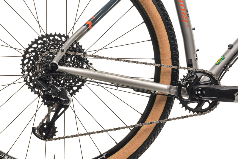 Niner SIR 9 Mountain Bike - 2019, Large drivetrain